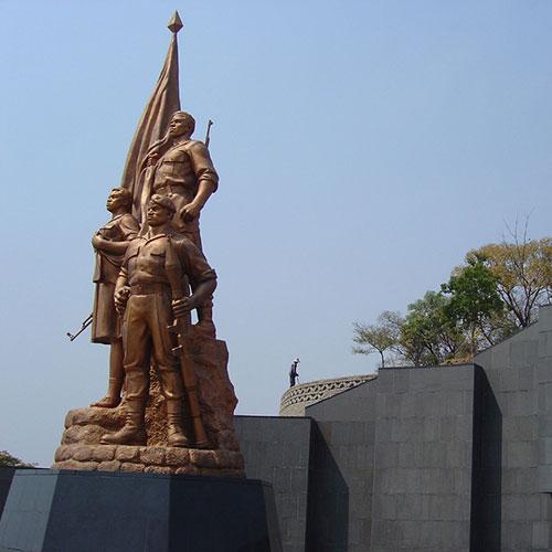 Heroes Arch-Zimbabwe