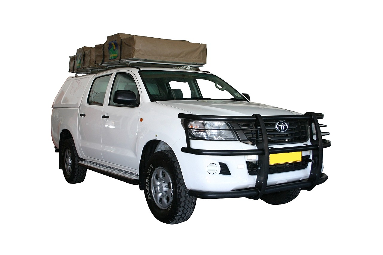 Double Cab Equipped 4x4 Closed