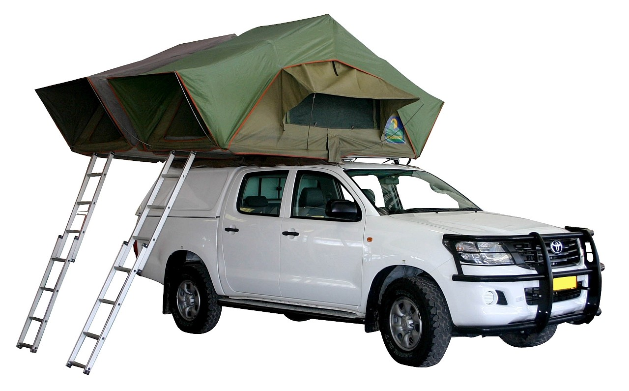 Double Cab Equipped 4x4 Open