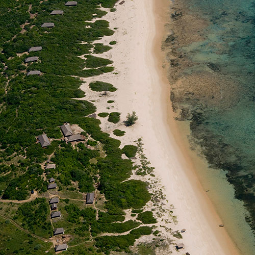 Nuarro Lodge Ilha de Mozambique Region