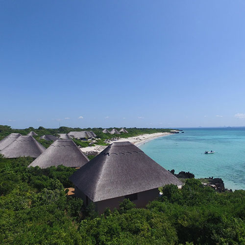 Ossimba Beach Lodge Ilha de Mozambique Region