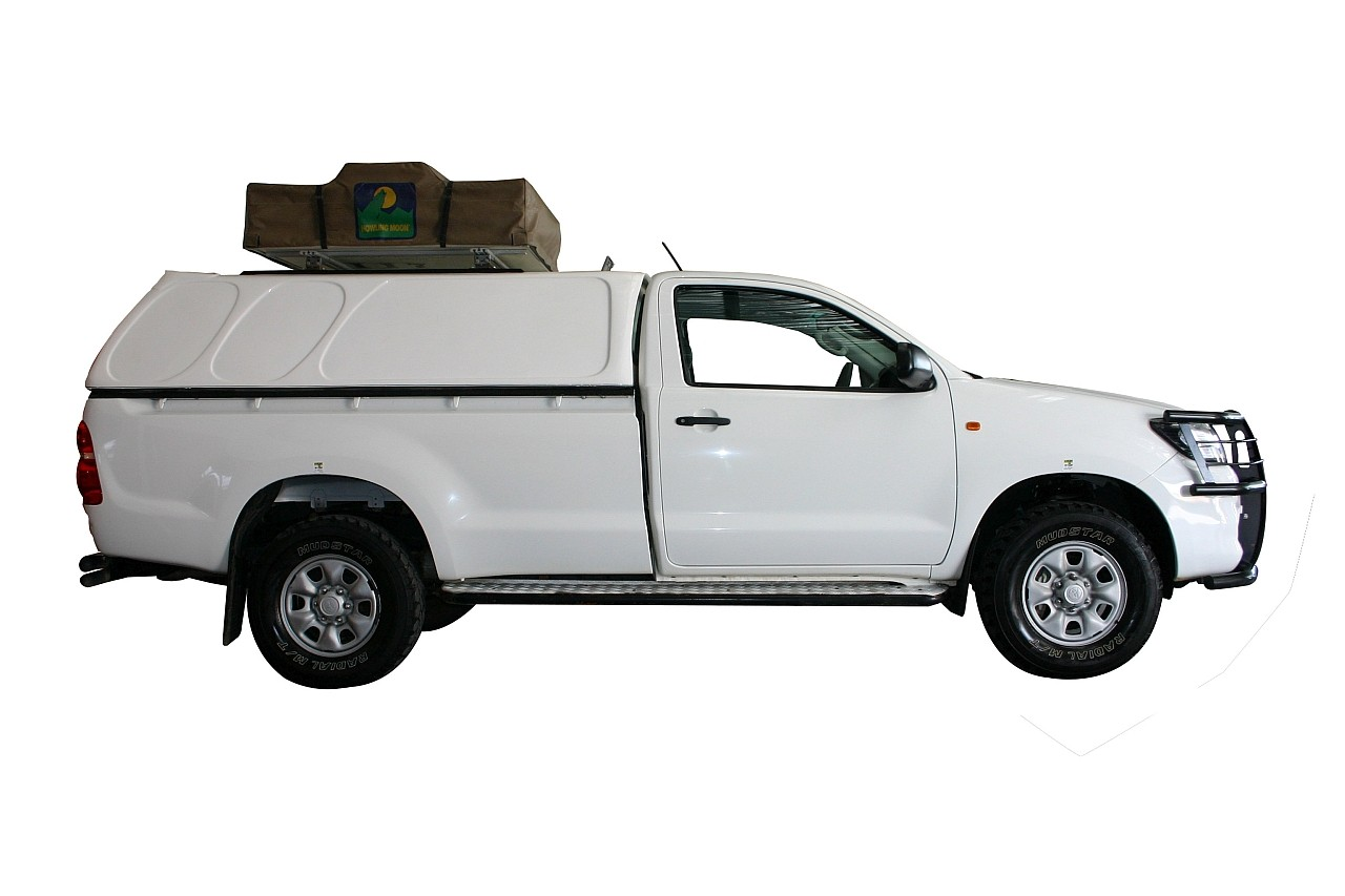 Single Cab Equipped 4x4 Closed