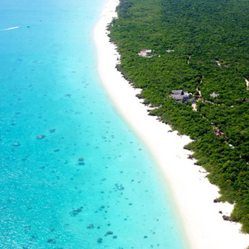 Vamizi Island Quirimbas Archipelago Region